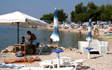 Crikvenica - hotel Mediteran - rodinný pokoj - ODJEZD Z MORAVY, Kvarner