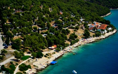 Chorvatsko - Trogir na 8 až 10 dní, bez stravy s dopravou autobusem nebo letecky z Ostravy, Trogir