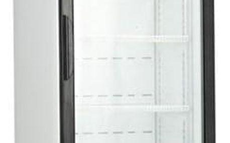 Chladící vitrína Guzzanti GZ 338 černá