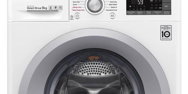 Pračka LG F4TURBO9S + DOPRAVA ZDARMA5