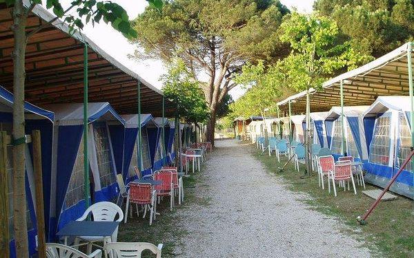 Kemp Cesenatico - stany, Emilia Romagna, autobusem, plná penze5