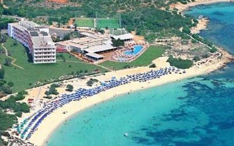 Kypr - Agia Napa na 9 dní, polopenze s dopravou letecky z Prahy, Agia Napa