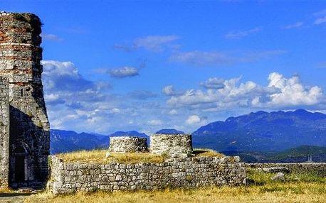 Řecko - Korfu letecky na 9 dnů, polopenze