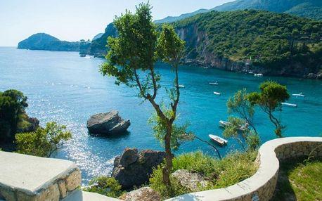 Řecko - Korfu na 8 až 11 dní, all inclusive s dopravou letecky z Prahy, Korfu