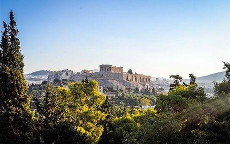Řecko letecky na 11 dnů