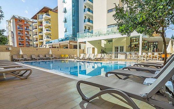 Hotel Kleopatra Celine, Turecká riviéra, letecky, all inclusive3