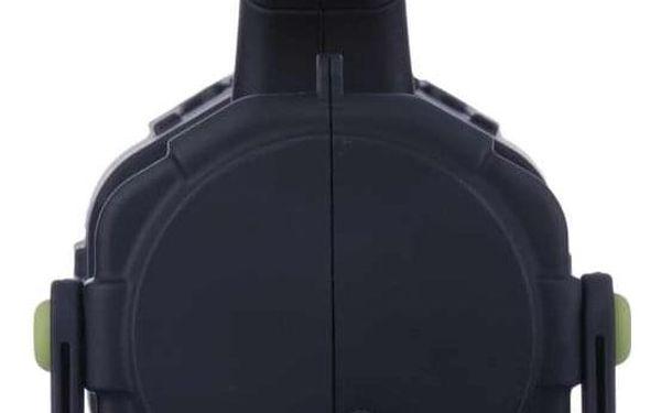 Svítilna EMOS LED P4526, 5W CREE + COB LED (1450000250) černá/zelená4