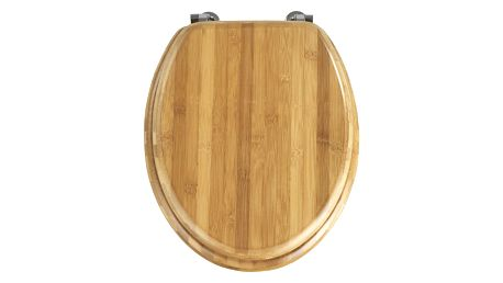 Bambusové WC sedátko BAMBOO, WENKO