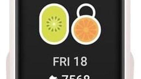 Huawei Band 4 bílý/růžový (55024460)