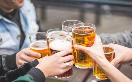 Pivní pouť plná hecujících úkolů