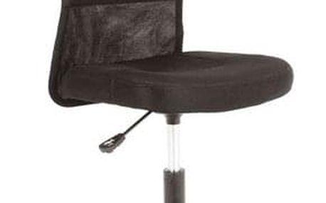 Židle kancelářská Q-121 černá