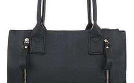 Dámská černá kabelka Lili 732