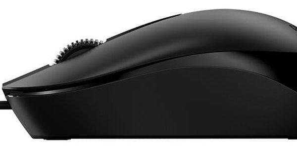 Klávesnice s myší Genius KMS U130 + reproduktory (31280005403) černá3