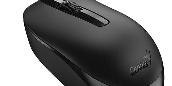 Klávesnice s myší Genius KMS U130 + reproduktory (31280005403) černá5