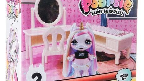 Poopsie Slime surprise Zvířata mini domeček