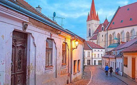 Jižní Morava v hotelu jen 4 km od Znojma se snídaní nebo polopenzí + privátní sauna a láhev vína