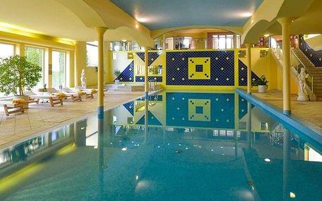 Praha luxusně v TOP HOTELU Praha **** s polopenzí a neomezeným wellness