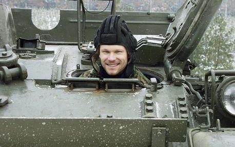 Řízení vyprošťovacího tanku VT 55