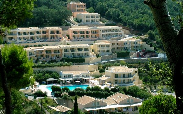 Rosa bella Corfu Suite Hotel & Spa