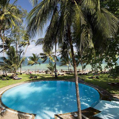 Keňa - Bamburi Beach letecky na 10 dnů, all inclusive