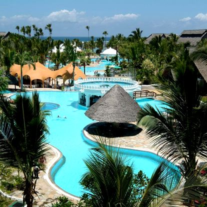 Keňa - Diani Beach letecky na 10 dnů, polopenze