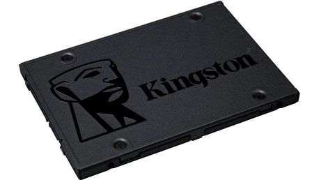 SSD Kingston A400 960GB šedý (SA400S37/960G)