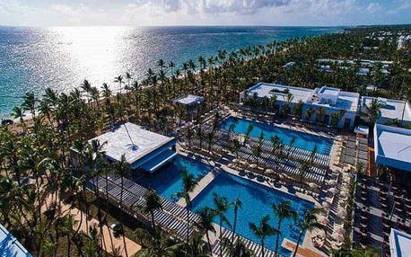 Dominikánská republika letecky na 12-13 dnů, all inclusive
