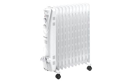 Olejový radiátor Concept RO3211 šedý