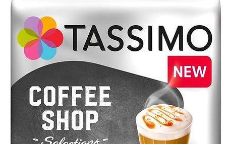 Kapsle pro espressa Tassimo Toffee Nut Latte 268g