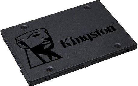 SSD Kingston A400 960GB šedý (SA400S37/960G)