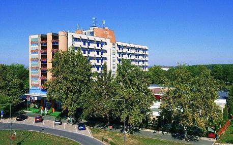 Maďarsko - Termální Lázně na 3 až 5 dní, polopenze s dopravou autobusem, Termální Lázně