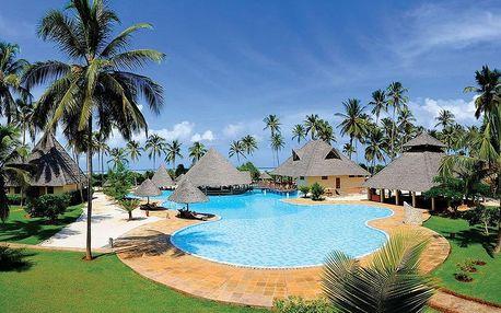 Tanzanie - Zanzibar letecky na 9 dnů, all inclusive