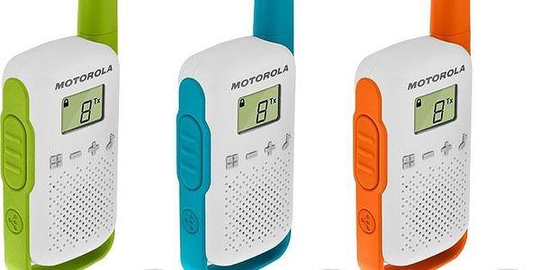 Vysílačky Motorola TLKR T42 - Triple Pack (B4P00811MDKMAW)3