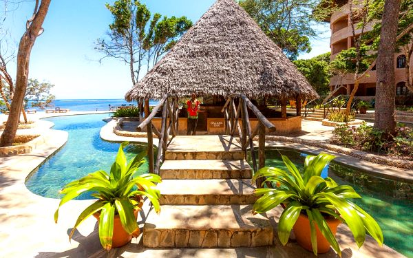 The Sands at Chale Island, Diani Beach, letecky, polopenze3