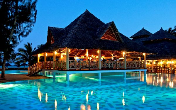 Neptune Palm Beach Boutique Resort & Spa, Diani Beach, letecky, all inclusive2