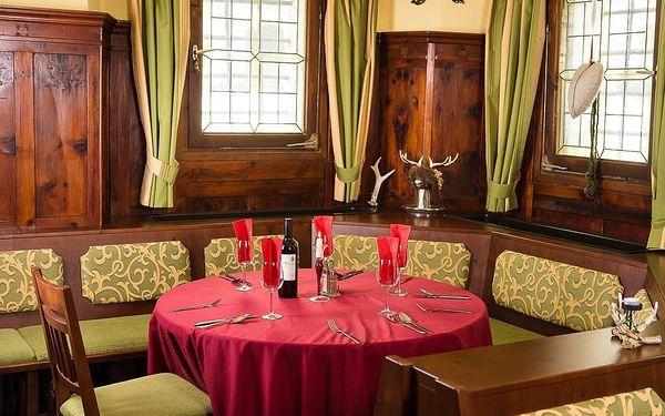 Landgasthof Hotel Almerwirt, Salzbursko, vlastní doprava, polopenze3