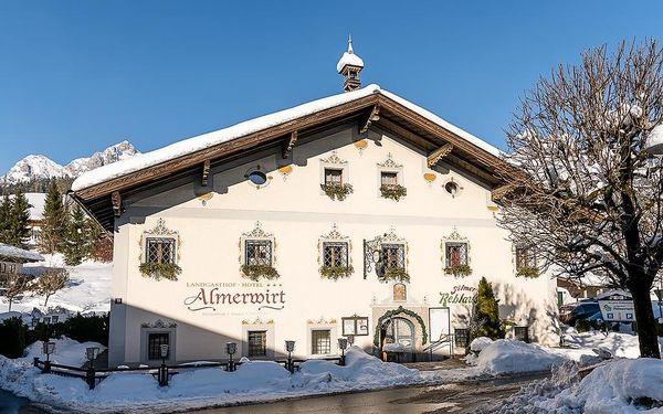Landgasthof Hotel Almerwirt, Salzbursko, vlastní doprava, polopenze5