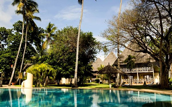 Neptune Palm Beach Boutique Resort & Spa, Diani Beach, letecky, all inclusive