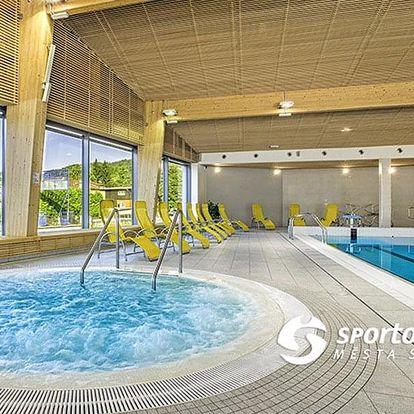 Šumava v penzionu s bazénem, vstupem do aquaparku, zapůjčením elektrokoloběžek a vínem