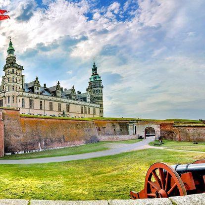 Výlet do Švédska a Dánska po stopách Hamleta