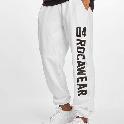 Rocawear / Sweat Pant Fleece in white XL