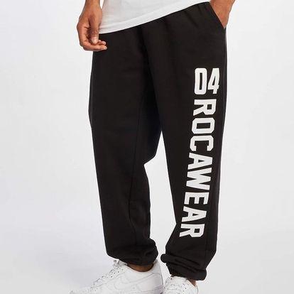 Rocawear / Sweat Pant Fleece in black XL
