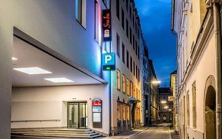 Pobyt pro dva v rakouském Linci v Star Inn Hotelu. Možné během celého roku!