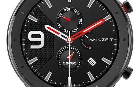 Chytré hodinky Xiaomi Amazfit GTR 47 mm - Aluminium Alloy (A1902-AL)
