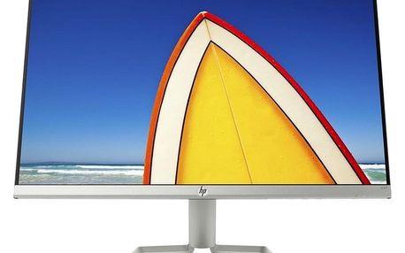 Monitor HP 24f černý/stříbrný (2XN60AA#ABB)