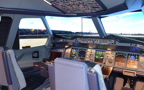 30-60 minut pilotem: Simulátor Boeingu 737
