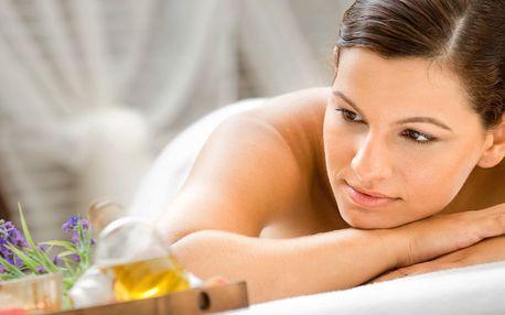 Provoněné masáže: relaxační, hot stones nebo se zábalem