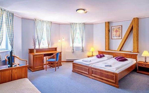 Krkonoše: ideální dovolená pro páry v Pensionu Vila Julie *** s polopenzí