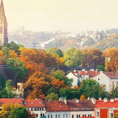 Hotel Ehrlich nedaleko centra Prahy se snídaní