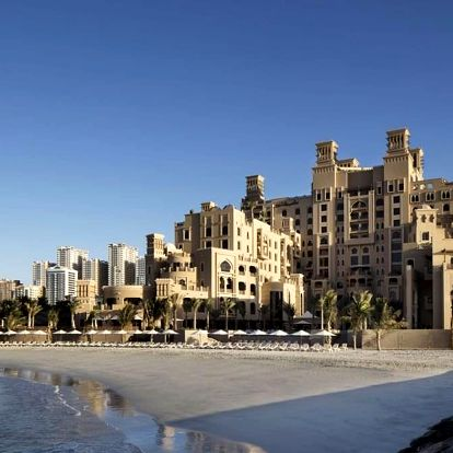 Spojené arabské emiráty - Sharjah letecky na 8-11 dnů, polopenze